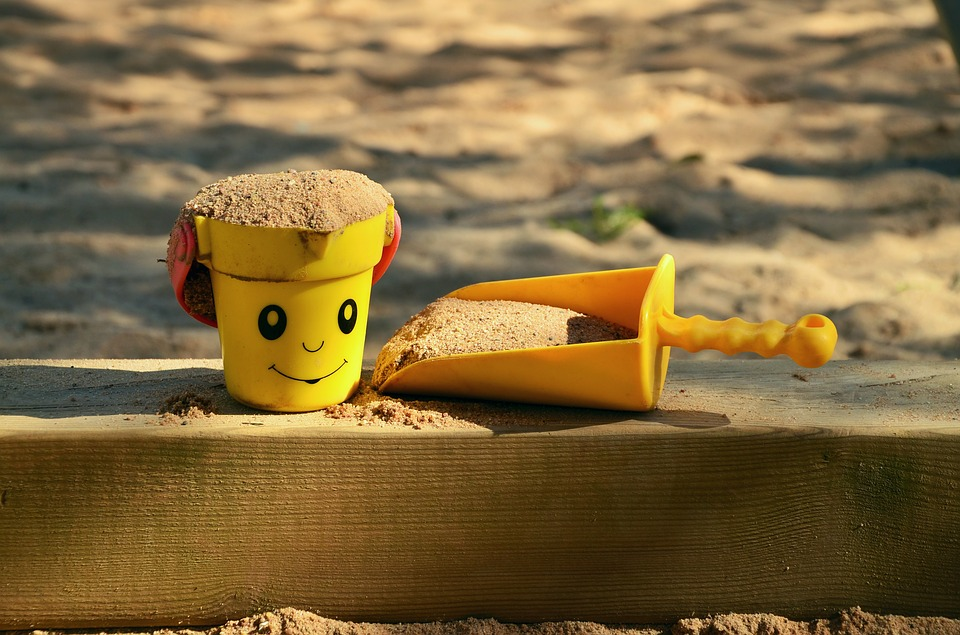 Které herní prvky můžete dětem pořídit na zahradu, aby měly radost